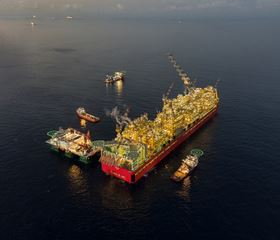 Flowserve signs 5-yr maintenance contract for Shell's Prelude FLNG in Australia